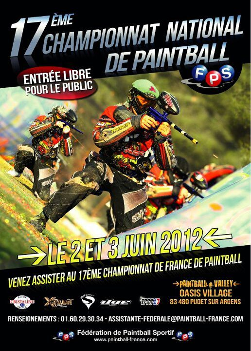 Paintball 7 nains